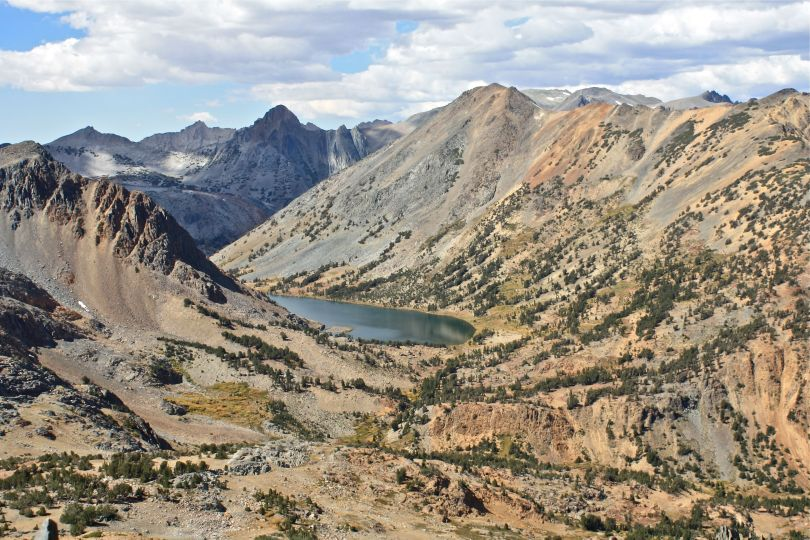summit lake, Hoover Wilderness.  Photo by bruce czopek